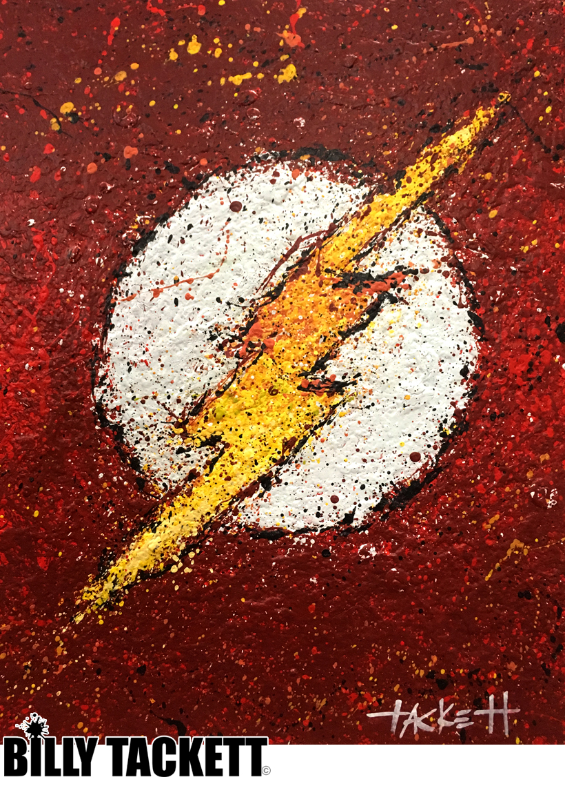 The Flash - SOLD