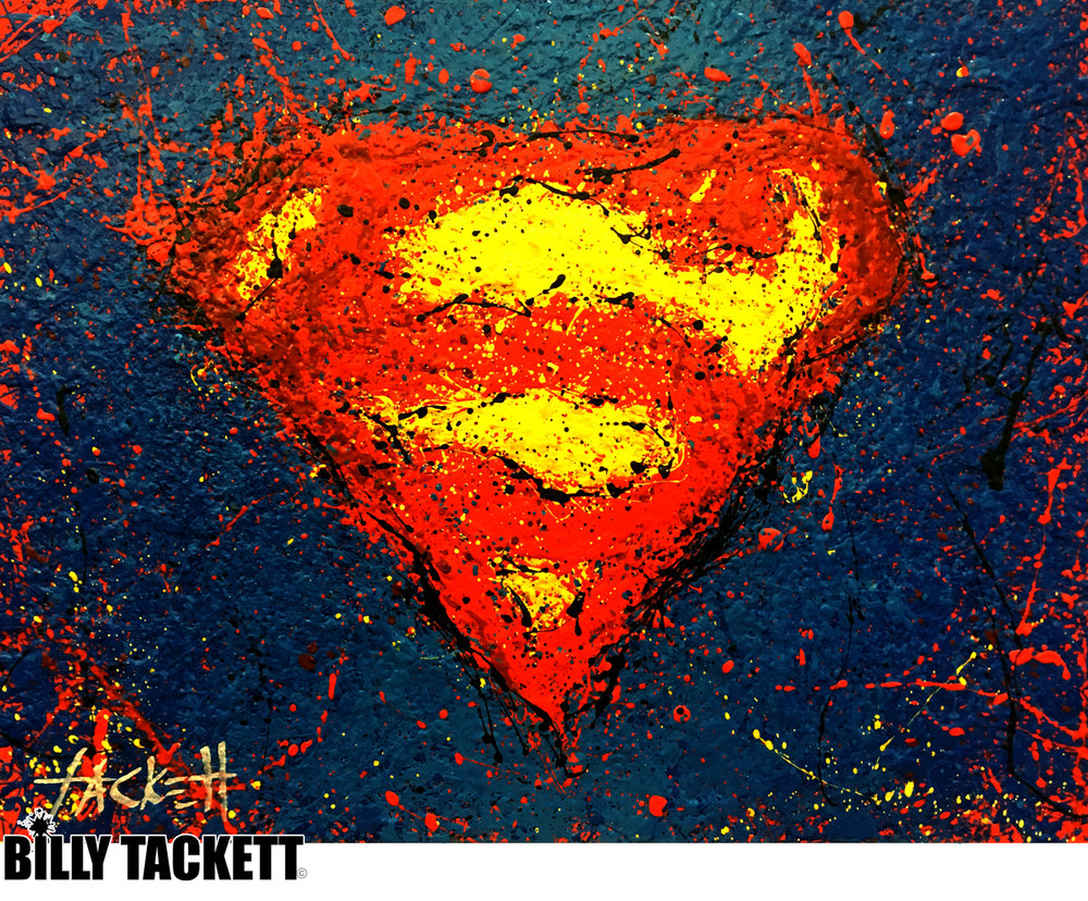SUPERMAN - SOLD