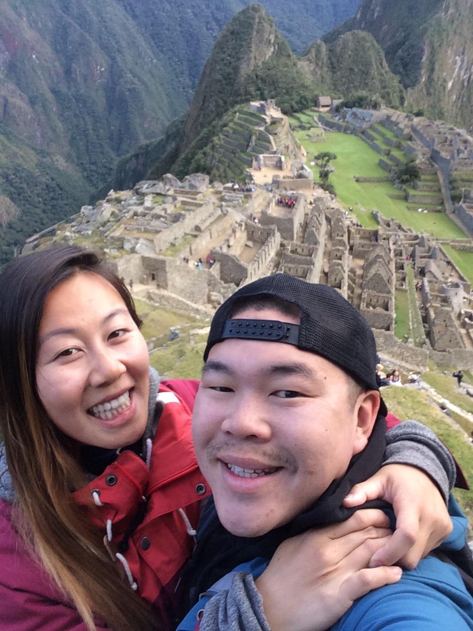 Machu Pichu in 2015!