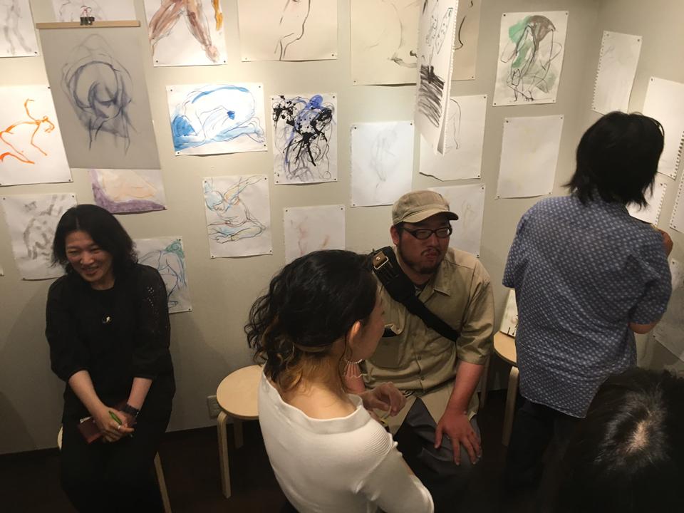 ARTISTS RECEPTION