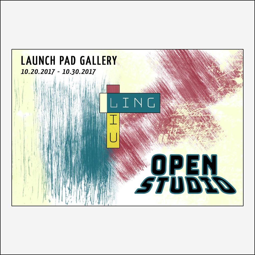 LING LIU - OPEN STUDIO 10.20.2017