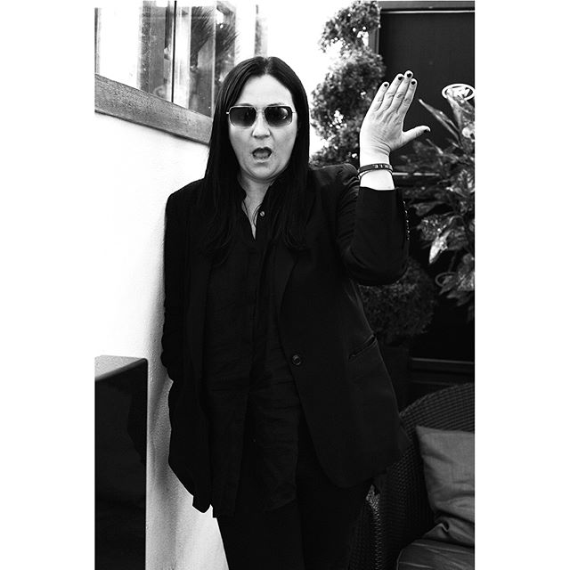🌏💙💚👀 I love shooting strong, talented, interesting women and it's hard to pick, but here are three for #internationalwomensday  1. @kellycutrone who I only met for half an hour but who blew me away with her positivity, feminism and the way she instantly connected. A total inspiration even years later and I was lucky to meet her  2. Artist Sue Tilley, who I used to know in London, I only read her book about Leigh Bowery when I was back in NZ but I loved it! Sue has stepped out of the tricky position of artist's muse to become a highly successful painter, with recent collaborations with @fendi.  3. Susanne No Bra, Susanne was the first person I shot for my first proper commission for a uk magazine, thank you @i_d @langleyltd and I went on to take her picture multiple times afterwards. She is a completely uncompromising artist #womenoftheword #artists #authors #musicians #portraitphotography #rebeccazephyrthomas