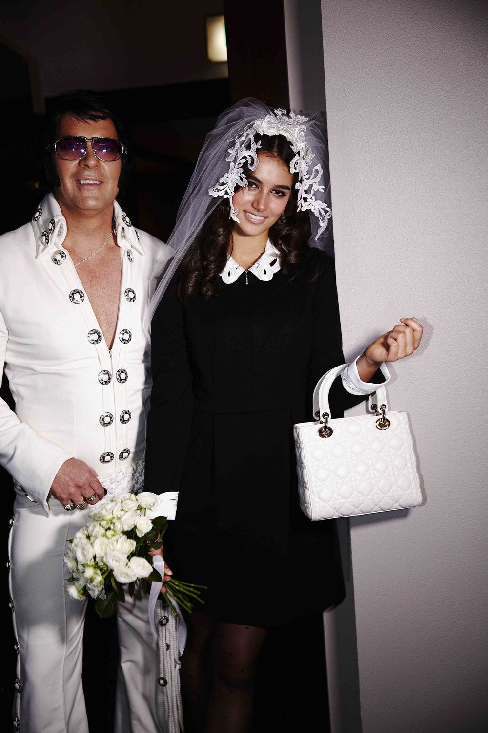 Priscilla and Elvis Bridal