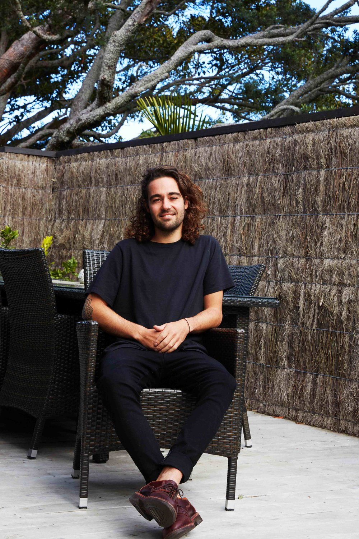 Environmental entrepreneur Jayden Klinac