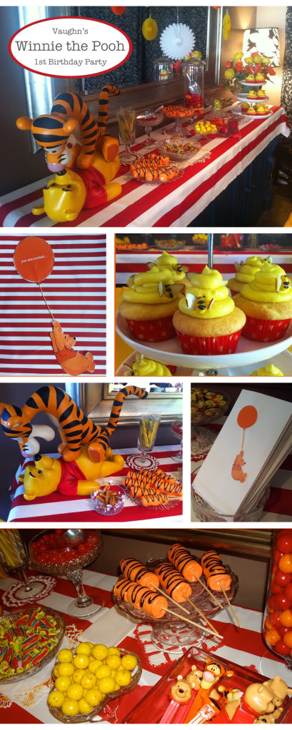 This is from when I had my blog over at Milkglass and Honey…our sweet Boy's first birthday!