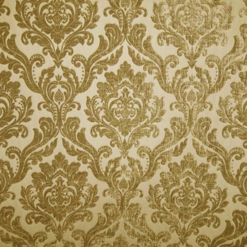 modmix studio orange yellow gold damask velet color gold