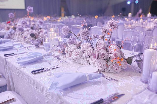 Utter magic ✨🦄 Design by @mmdevents 📸 by @abbot