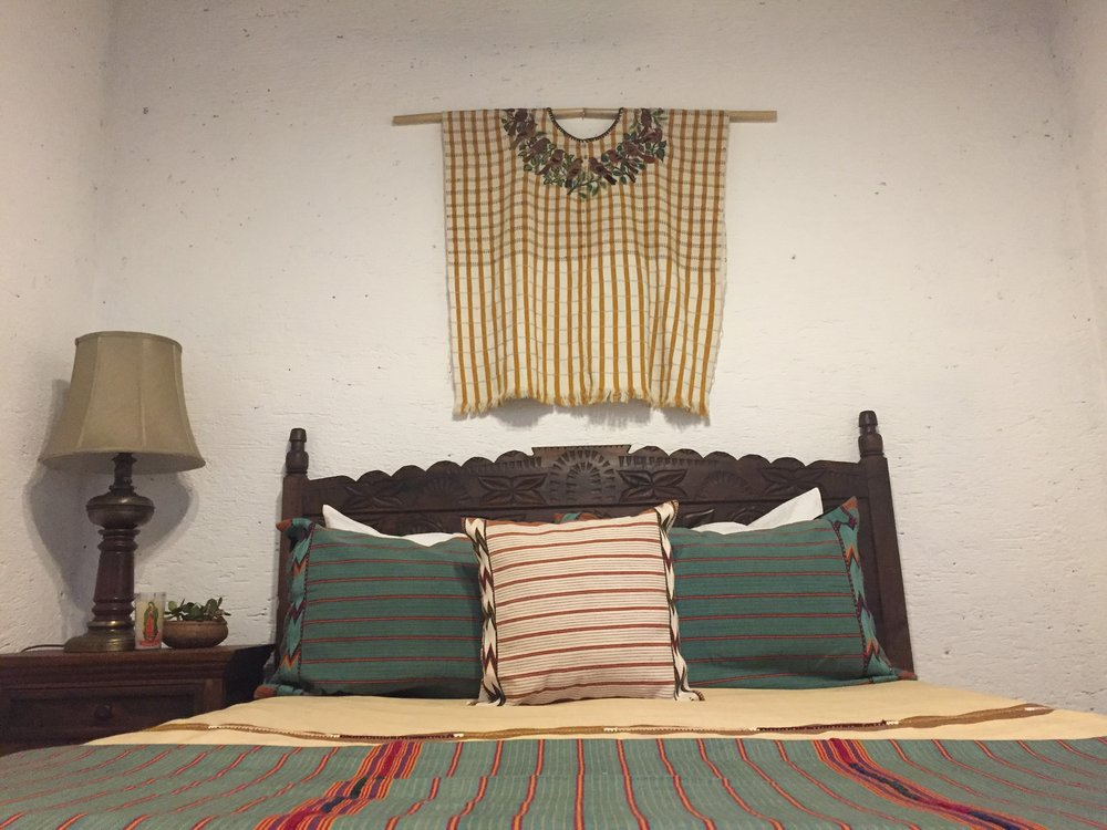 Surrender to the rich textiles, earthen pottery and rustic style of Antigua, Guatemala