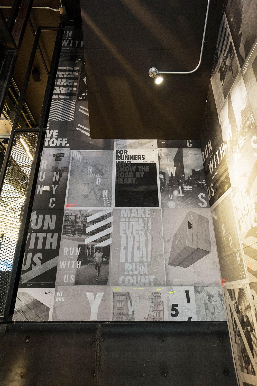 Flagship NYC Flatiron Nike Store