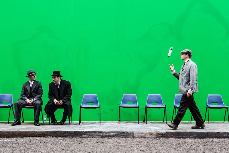 Mr. Selfridge season 4. ITV Studios.