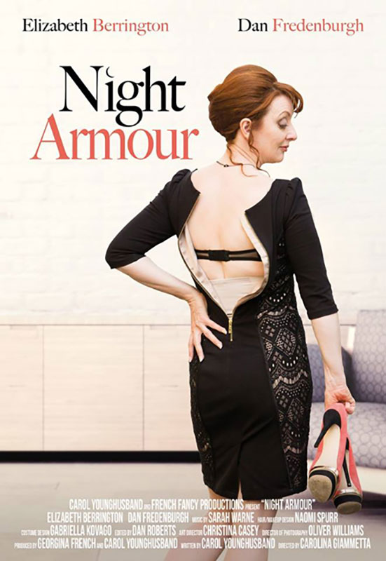 Copy of key art - Night Armour. Dir: Carolina Giametta.