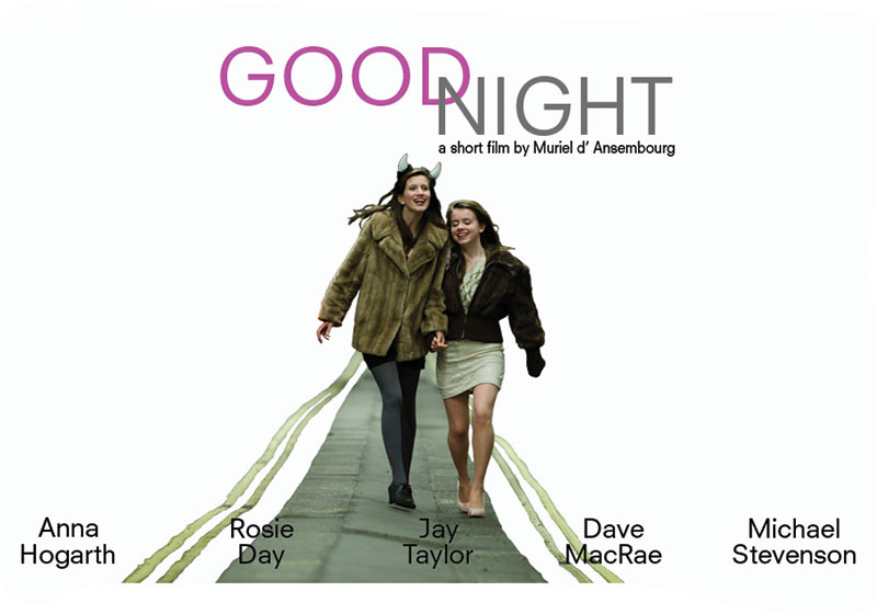 Copy of Key art -  Good Night. Dir: Muriel d'Ansembourg. BlindEye Films.
