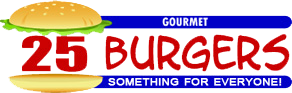 25 Burgers and Pizza Restaurant - NJ | 25 Burgers and Pizza American Cuisine