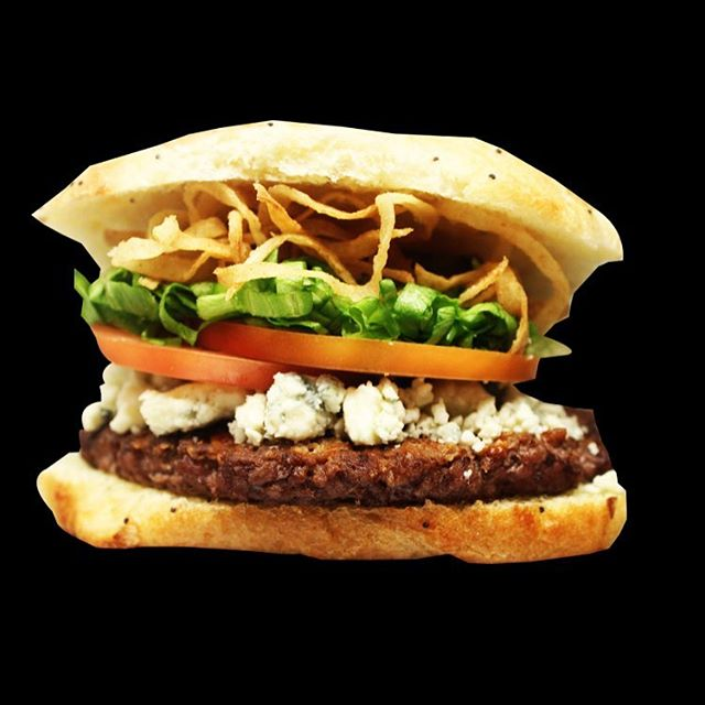 Come and try our A1 Blue #burger at #25burgers #new Brunswick