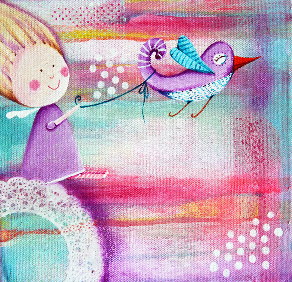 Fly with me ~ Dominika Bozic ~ 2013