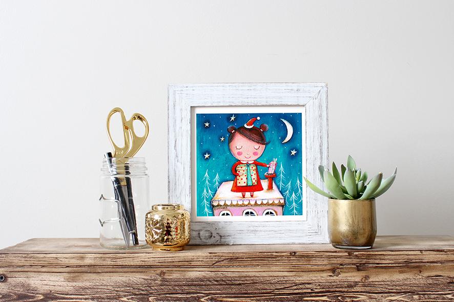 santa print framed.jpg
