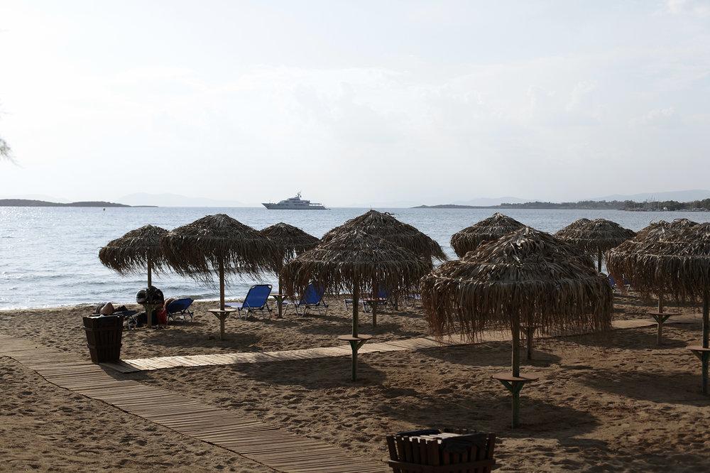 Beach - Kavouri area