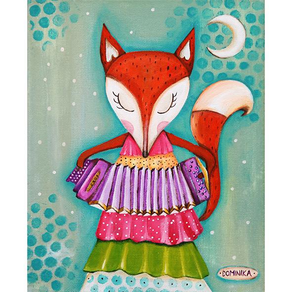 Foxy Gypsy ~ Dominika Bozic ~ 2013