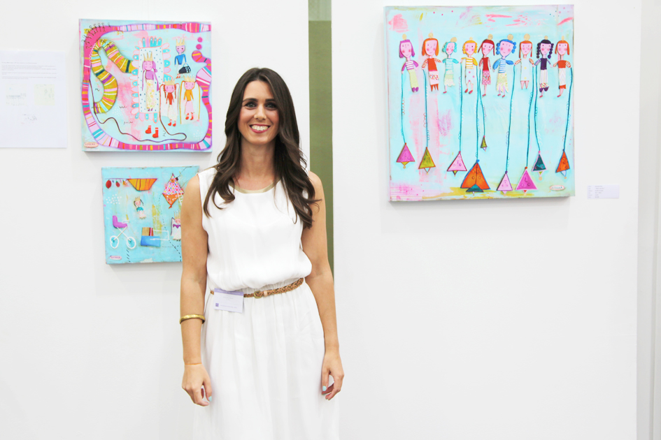 4th Annual group exhibition of the International Artists Doha