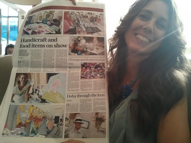 Gulf Times, April, 26th 2014