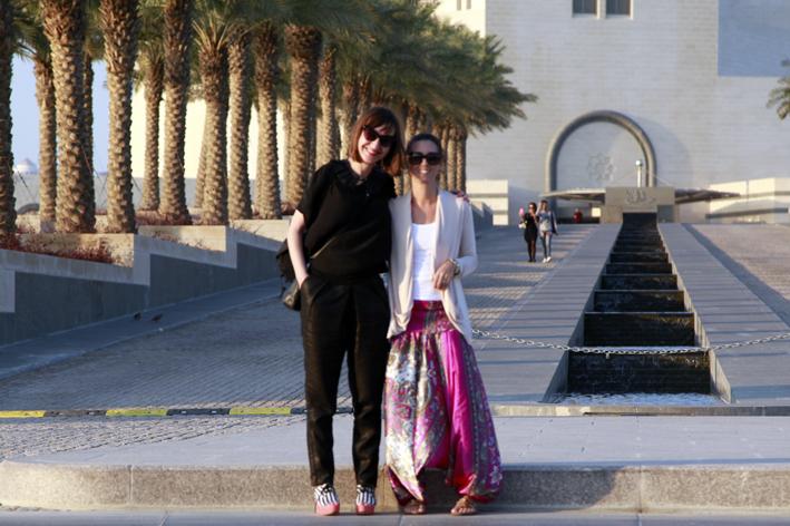 Museum of Islamic Art visit