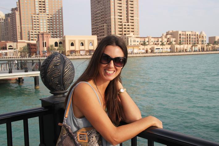 The Pearl Qatar walk