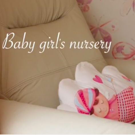 The Light Studio, Video of a baby girl's nursery