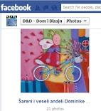 Facebook PageD&D - Dom i Dizajn