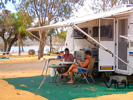 Powered & Plumbed Motorhome sites