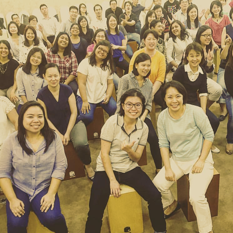 Ngee Ann Polytechnic Staffs