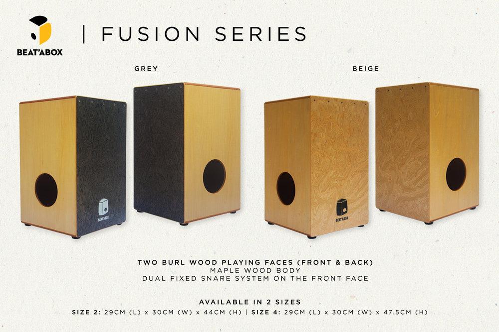 Fusion Series