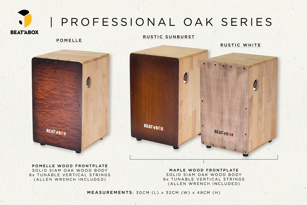 Professional Oak Series
