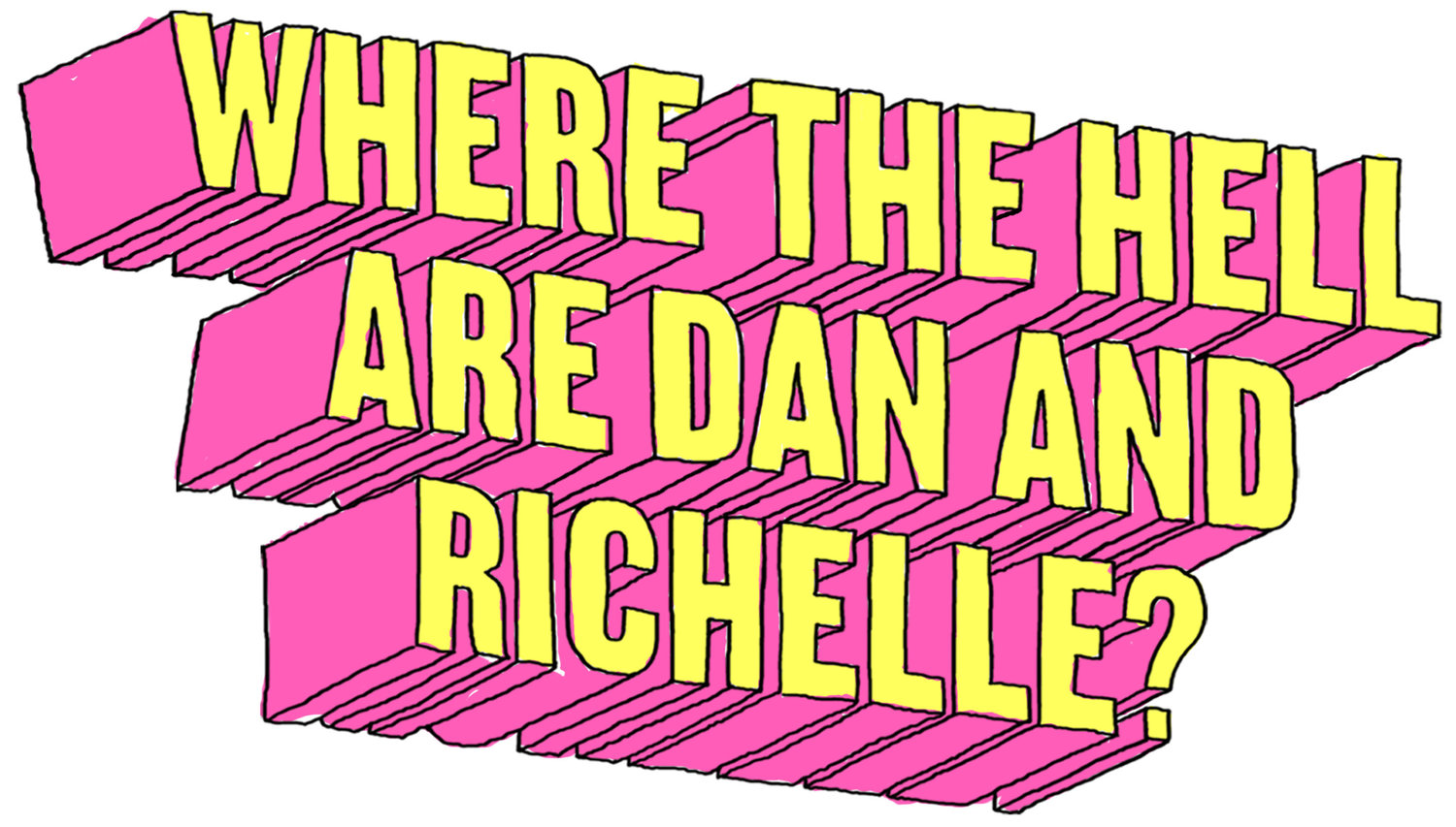 Where Hell And — The Are Richelle Dan Colombo SMpUVz