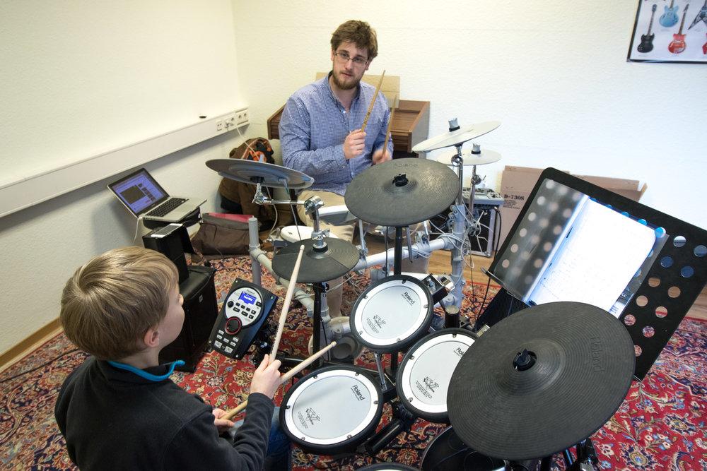 Hamid Musikschule 2018