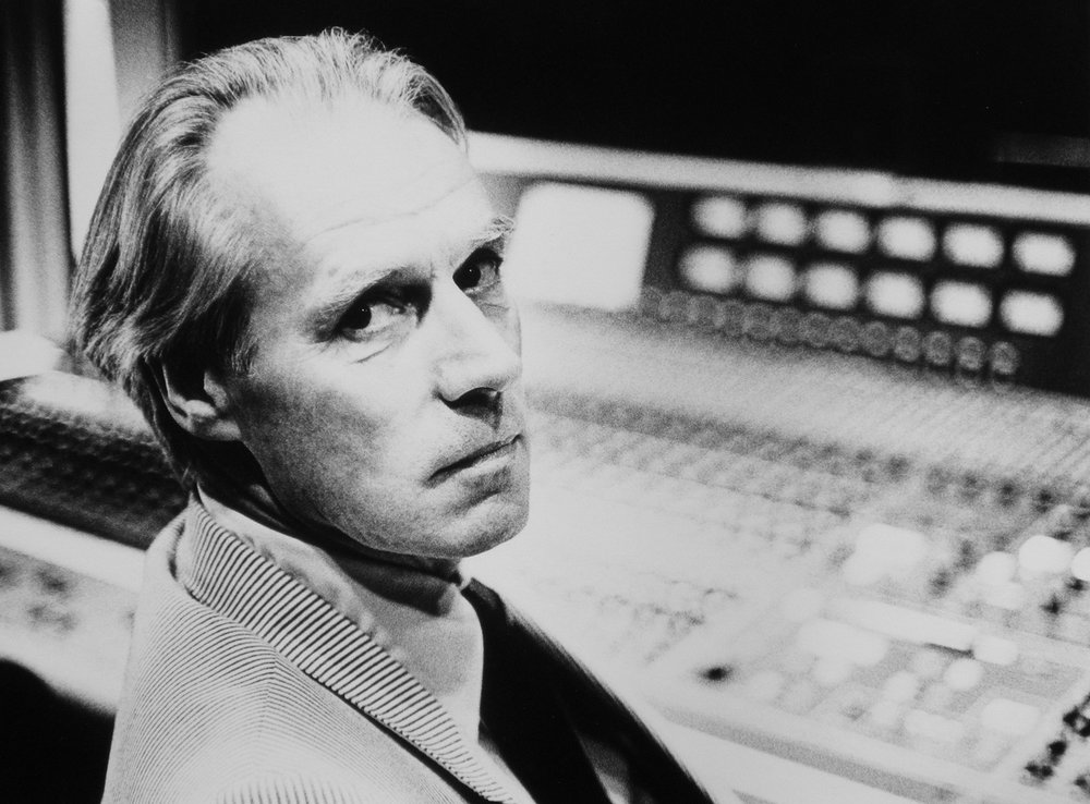Sir George Martin – a music producer (The Beatles)