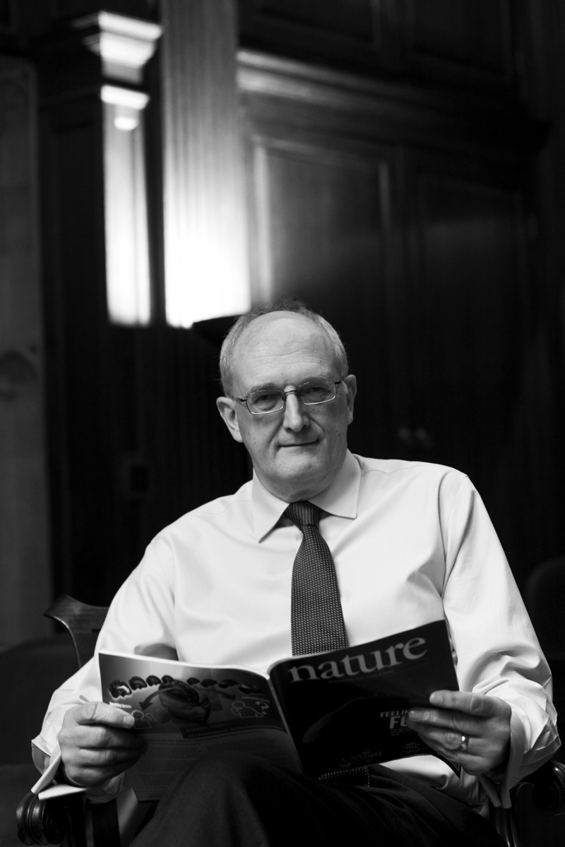 Sir Leszek Borysiewicz – a scientist, a Chair of Cancer Research UK and former Vice-Chancellor of the University of Cambridge