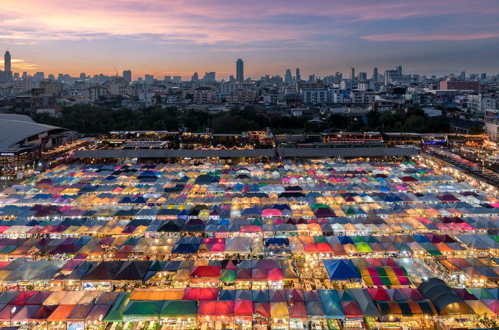 Bangkok Colors