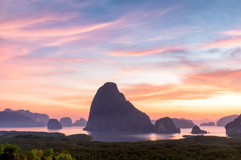 Phang Nga Sunrise