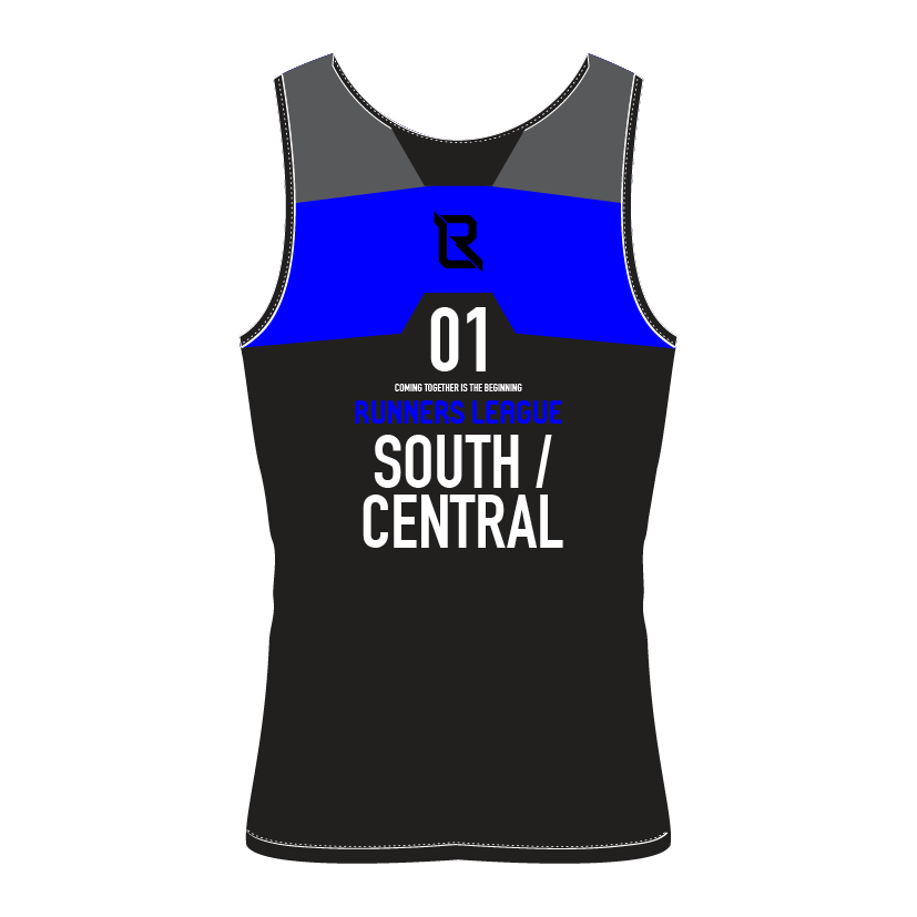 South / Central Zone (Back)