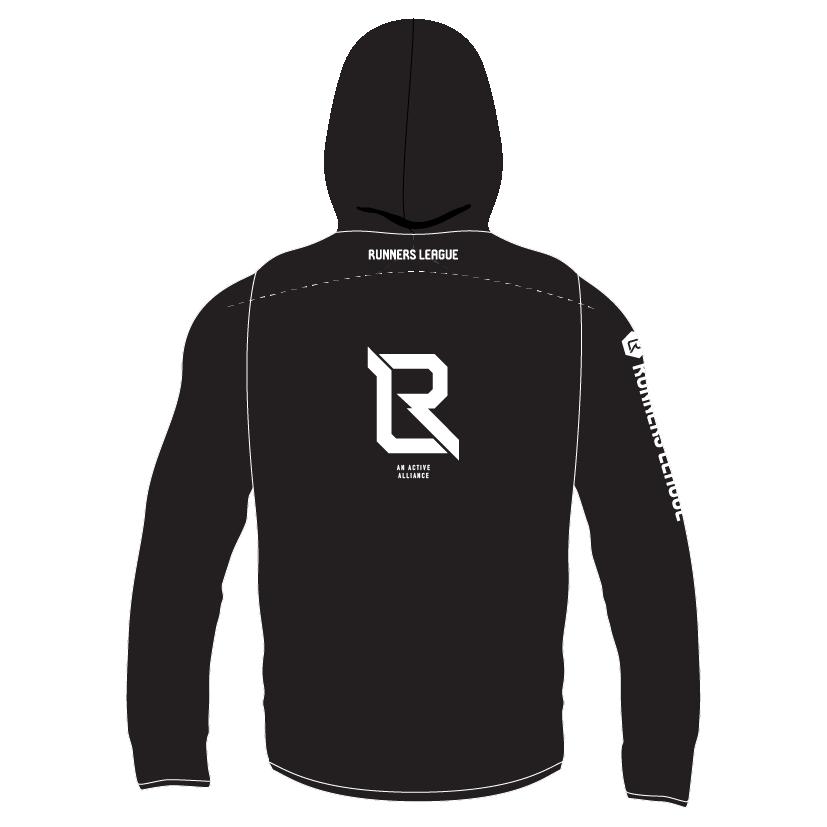Runners League Jacket (Back)