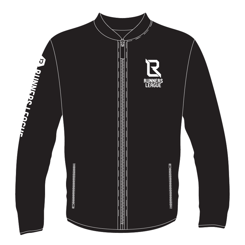 Runners League Jacket (Front)