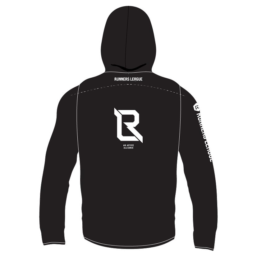 Runners League Jacket (Back)