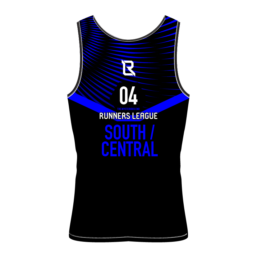 Team South / Central (Back)