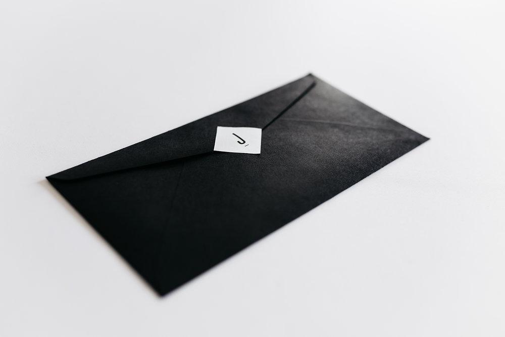 sluitzegels envelop