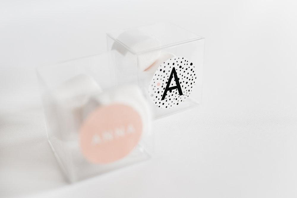 doopsuiker sticker
