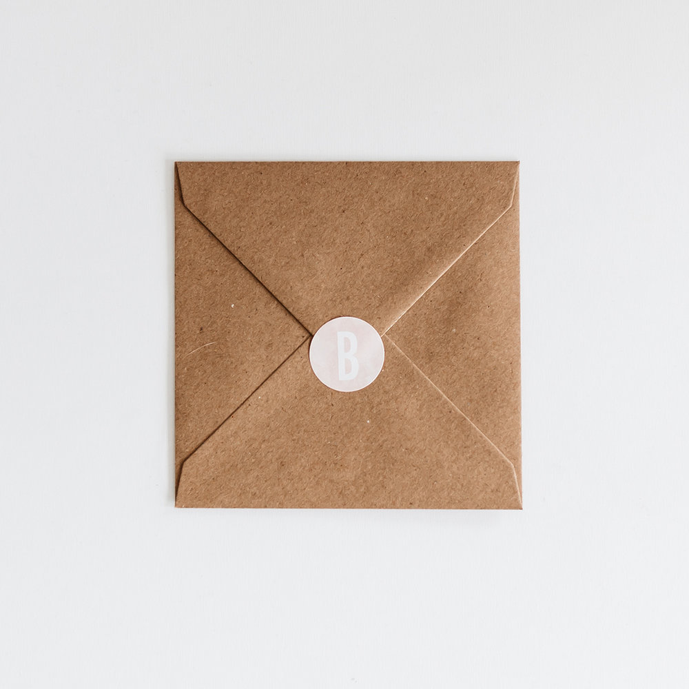sluitzegel envelop