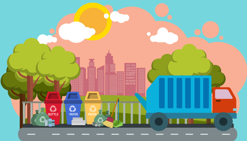 HOW TO CREATE VALUE FROM THE TONS OF WASTE WE GENERATE EVERYDAY?