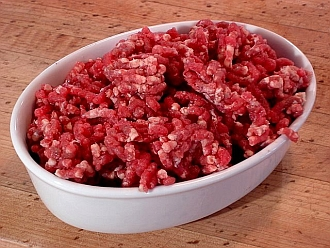 Extra Lean Ground Bison 450-550g pkg.
