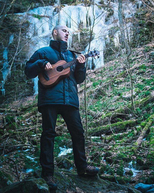 Announcing our next #SongsFromTheWild video, filmed at #TheStoneChurch in Dover Plains, NY. At the threshold of a frozen cavern deep in the NY wilderness, we perform our song 'This Isolated Boy'. Coming soon. #Meadowhawks #WildernessRock #ThisIsolatedBoy #DoverPlainsNY . . . #wildernessculture #theoutbound #unitedoutside #newyork #scenicNY #adventureNY #newyorkexplored #iloveNY #icicles #musicvideo #natgeo #findyourpark #indie #instamusic #bestmusicshots #rockandroll #wilderness #artofvisuals #kala #ubass