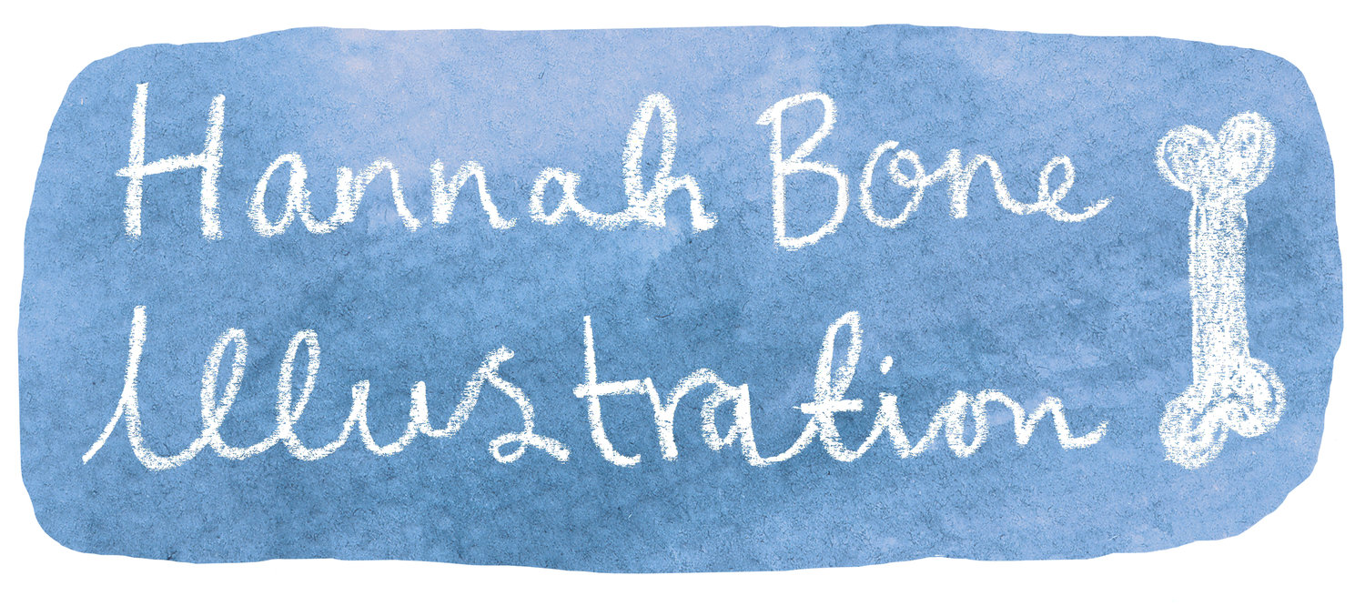Hannah Bone Illustration